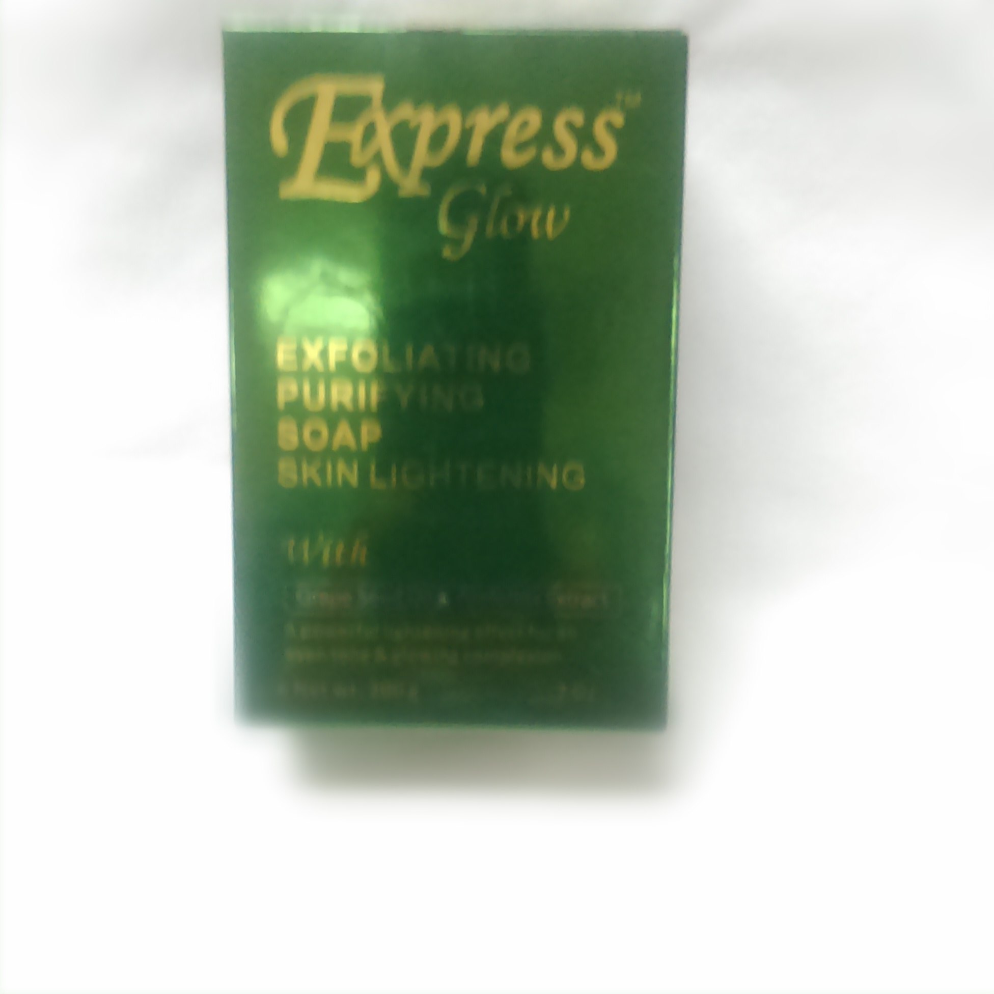 Express Glow SAVON EXFOLIANT PURIFANT