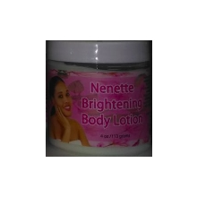 Nenette Brightening Body Lotion 113grams